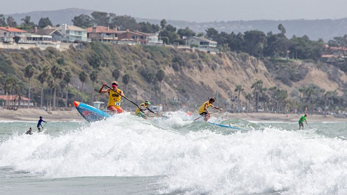 Pacific Paddle Games: Day 2 Recap, Waves, Carnage and Immense Paddling