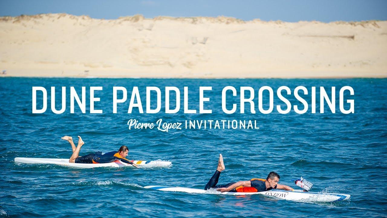 Dune Paddle Crossing, la nouvelle aventure océanique de 50km organisée par Pierre Lopez