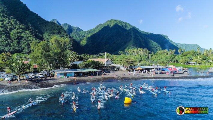 Waterman Tahiti Tour 2018 – Round 5 – Teahupoo – Full TV Episode