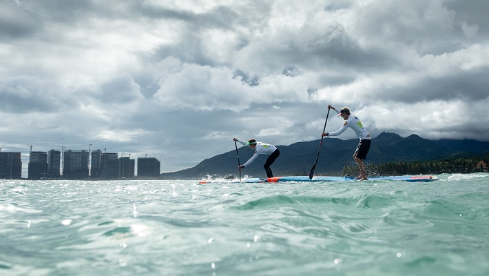 Watch Live: SUP sprint Races