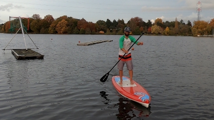 SUP Technique : How to change sides effectively