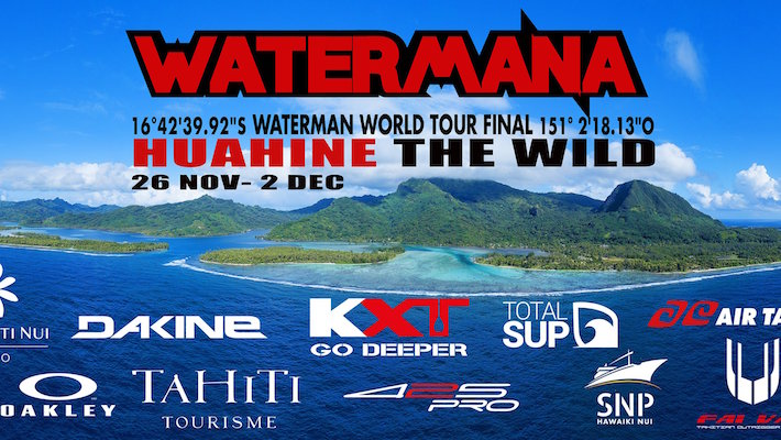 Watermana 2018 – Follow the toughest Waterman competition in the world