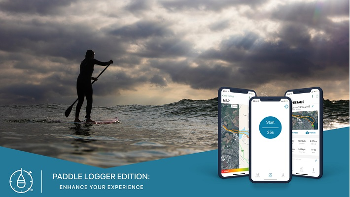 Paddle Logger Enhances its Paddle App!