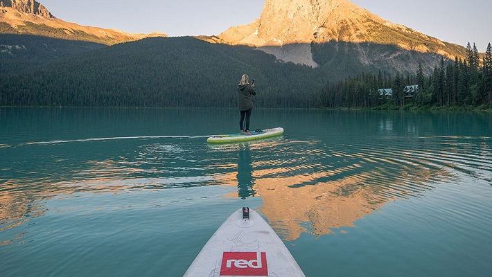 Redpaddleco: Capture incredible SUP imagery with photographer Allen Meyer