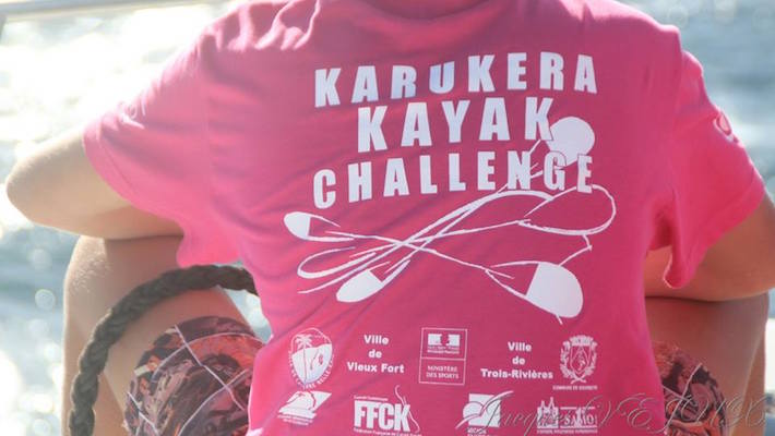 Le Karukera Kayak Challenge, l'autre downwind incontournable de la Guadeloupe
