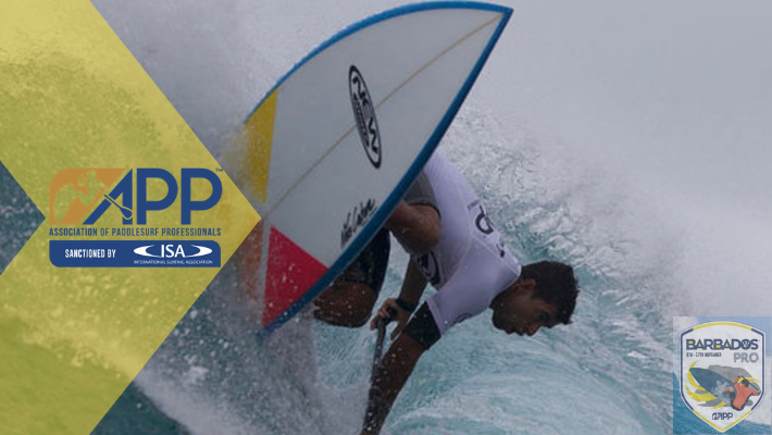 Count Down to The Barbados Pro SUP Surf Competition!