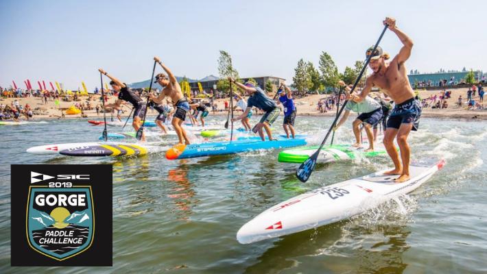 SIC Columbia Gorge Paddle Challenge 2019