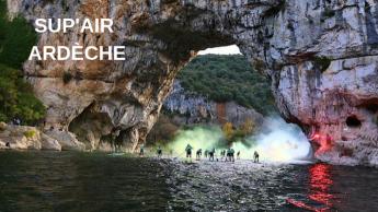 La SUP'Air Ardèche 2019