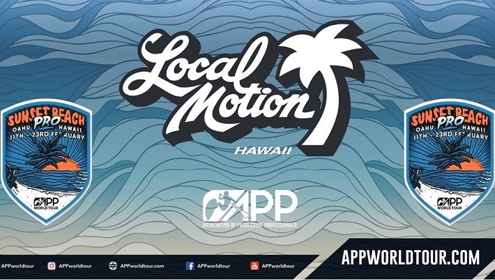 APP World Tour Sunset Beach Pro is Here!