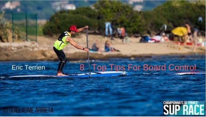 How to paddle straight on a stand up paddle board?