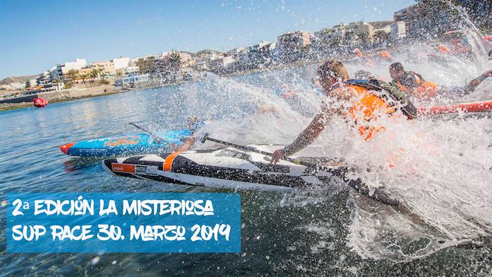 La Misteriosa SUP Race: No Excuse Not To Go!