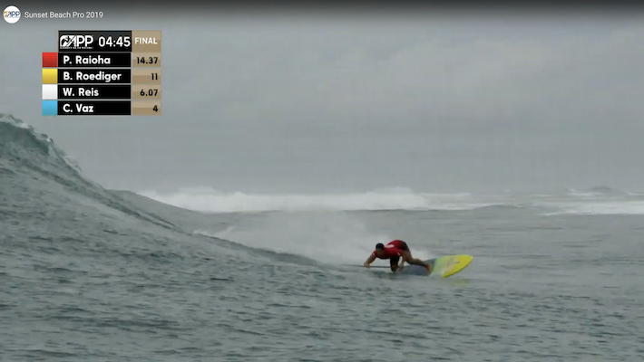 Sunset Beach Pro 2019 – Results, Webcast, Highlights