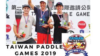 Taiwan Paddle Games