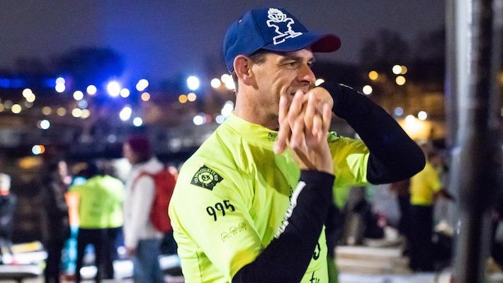 Nouvelle casquette pour Gaétan Séné, directeur de course de l'Arbenn Paddle Cup