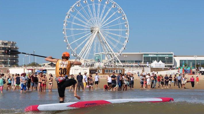 Le Vendée Gliss 2019 mise sur l'Eurotour et le Watermana !