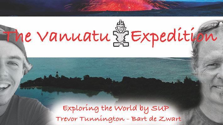 The Vanuatu Expedition – Bart de Zwart reveals 10 facts about Vanuatu before his new SUP adventure