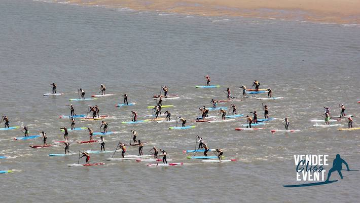 Vendée Gliss 2019: SUP EuroTour Racing and Waterman Challenge Combo!