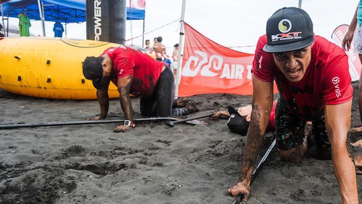 Le Waterman Tahiti Tour 2019 lance les 425pro WTT SUP Series