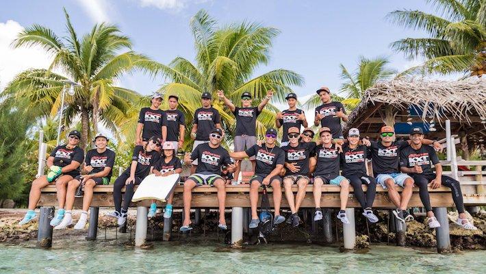 """Stéphan Lambert: """"Le Waterman Tahiti Tour n'est pas qu'une compétition élitiste"""""""