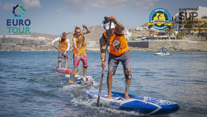 Club La Misteriosa SUP Race 2019: Grand Opening to the 2019 Season