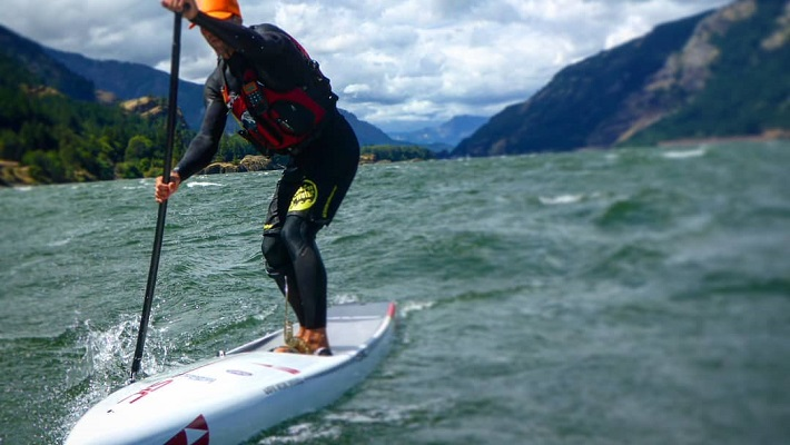 SIC Maui: Downwind Paddling in The Columbia River Gorge