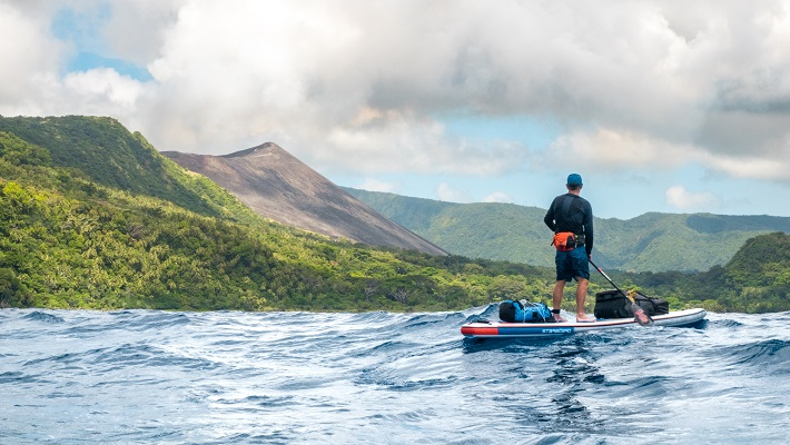 Starboard Duo Bart de Zwart and Trevor Tunnington Reconnect with Nature in Vanuatu!