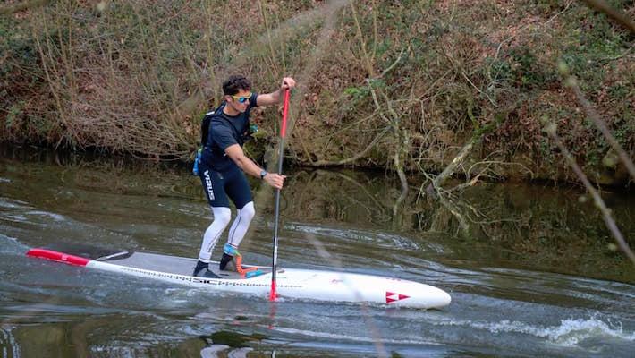 Joseph Gueguen domine les 105 kilomètres de Rennes – La Mer, l'enfer de l'ouest