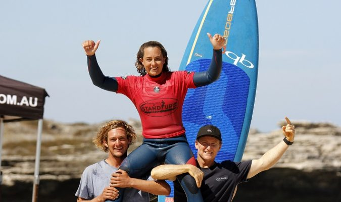 Starboard's Shakira Westdorp Wins the 2019 Rottnest Island SUP Classic (Again)