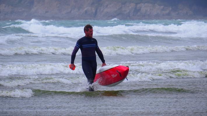 Kelt Ocean Man: focus sur le waterman-organisateur Erwan Le Léannec