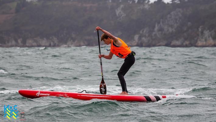 L'énorme perf de Marius Auber à la Kelt Ocean Race