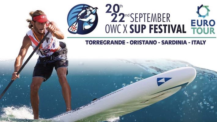 Sinis SUP Marathon / Open Water Challenge 2019