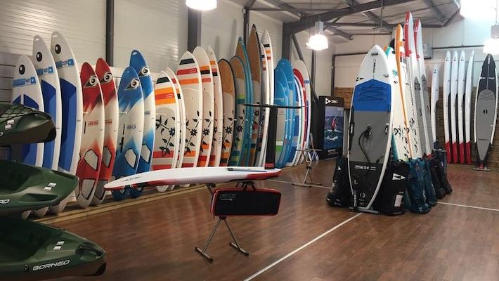 Tahe Outdoors ouvre son 1er flagship store près de Vannes