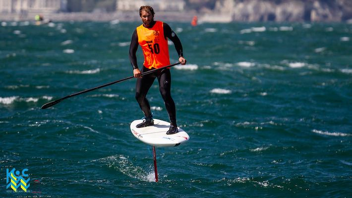 French Foiling First: SIC Rider Eric Terrien Takes The Win At Kelt Ocean Race!