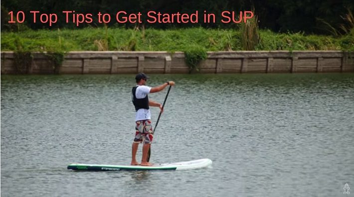 How to Stand Up Paddleboard!