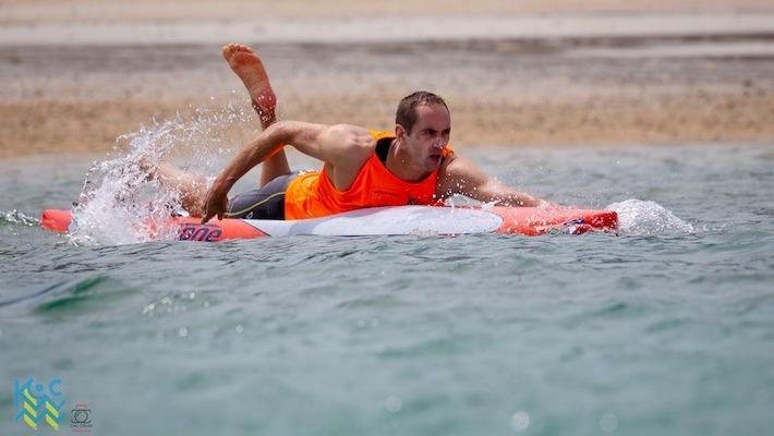 Kelt Ocean Man : Sandrine Berthe et Matthieu Jolivet participeront au Watermana à Tahiti