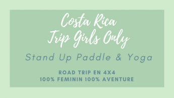 Costa Rica Trip Girls Only