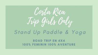 Costa Rica Trip Girls Only