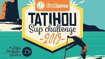 Fool Moon Tatihou SUP challenge 2019