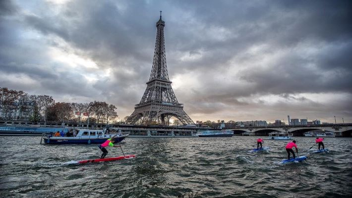 Nautic Paddle to host Paris SUP Open as the Final Stop of the 2019 APP World Tour