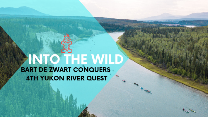 Race to the Midnight Sun: Bart de Zwart takes 4th Yukon River Win
