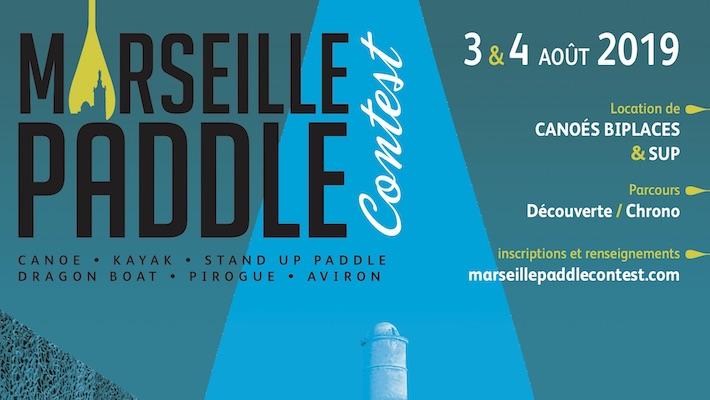 Marseille Paddle Contest