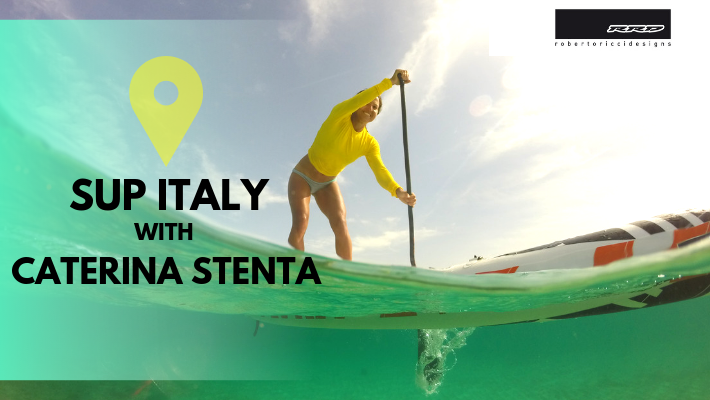 Where to Stand Up Paddle in Italy: Caterina Stenta's Top 10 Italian SUP Spots