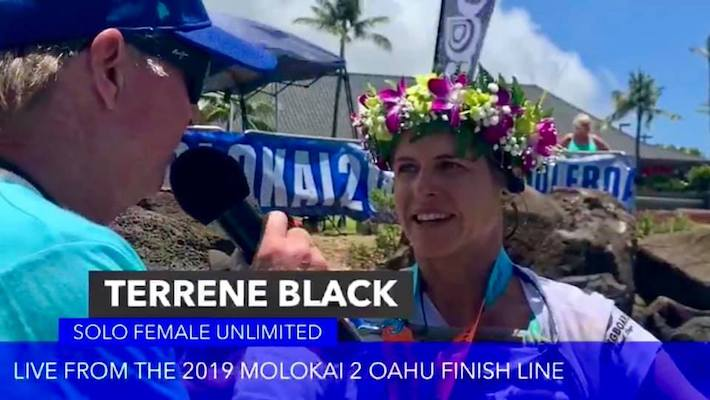 Results of the Molokai 2 Oahu 2019 : Black, Casey, Lenny, Brown & Bevilacqua Winners of the 2019 M2O!