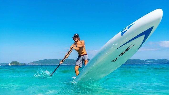 Martin Vitry: Objectif SIC Gorge Paddle Challenge