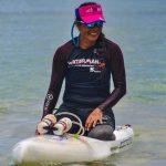 Maeva Hargrave: portrait de la doyenne respectée du Waterman Tahiti Tour