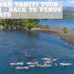 Transmission de passion père/fille au Waterman Tahiti Tour