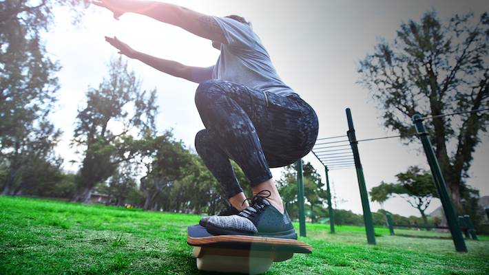Hawaiian SUP brand Blue Planet Surf meets success on Kickstarter with new balance board design