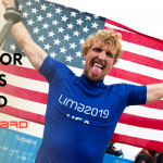 Connor Baxter Wins Gold at the 2019 Pan American Games