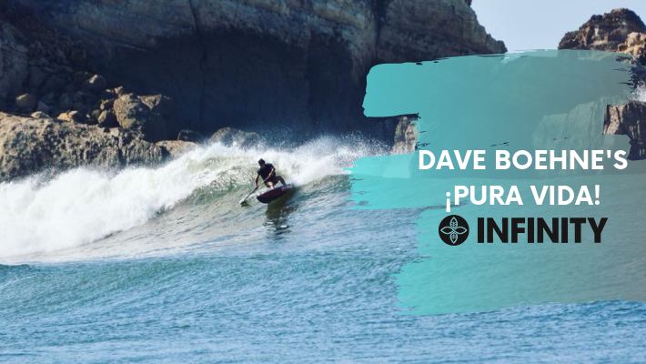 SUP, Surf and Foil in Costa Rica with Dave Boehne