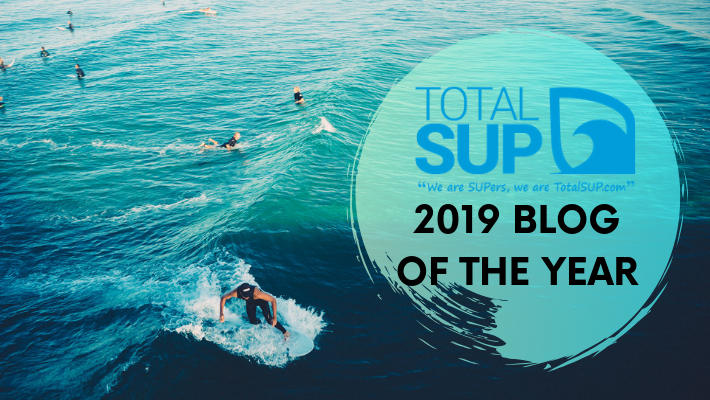 TotalSUP Voted SUP Connect 2019 Blog of the Year